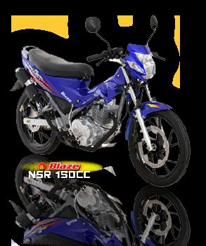 Blaze NSR 150cc motorcycle