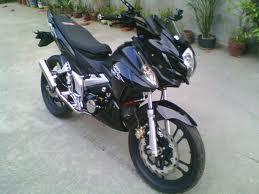Blaze Buzz R motorcycle