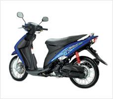 Suzuki Step 125 motorcycle