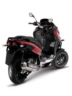 Buy Gilera Fuoco 500ie scooter