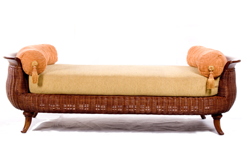 Woven Wicker Daybed; more - Woven Wicker Daybed — Buy Woven Wicker Daybed, Price , Photo Woven