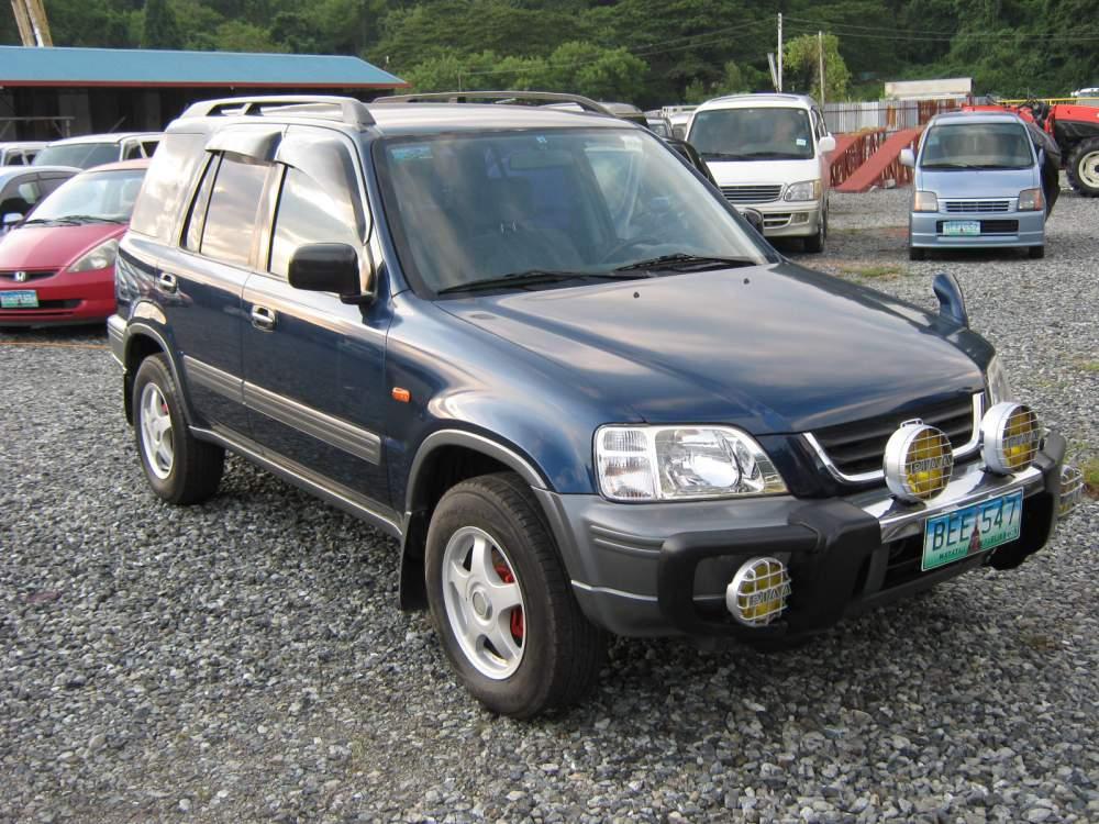 Honda Crv Car