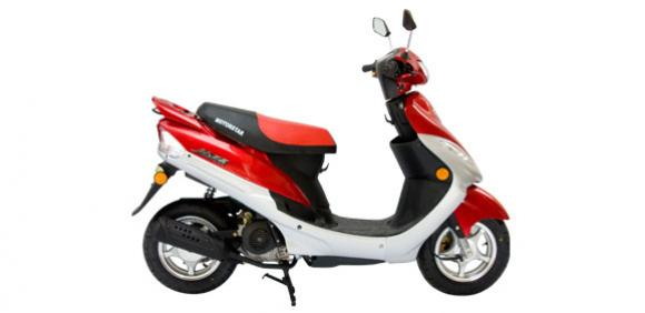 Jazz 70-II scooter