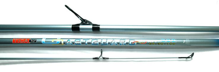 tica coastguard spinning rods — buy tica coastguard spinning rods, Fishing Rod