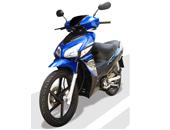 Lance 125 motorcycle