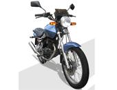Falcon 125 motorcycle