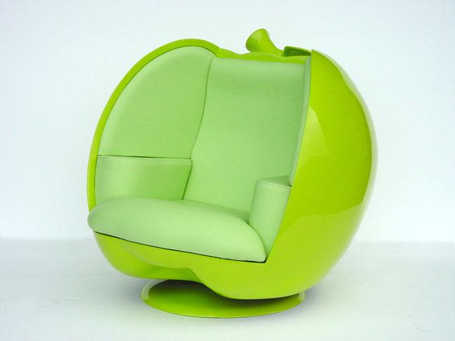 Chair Green Apple