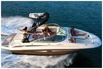 Buy 220 Sundeck boat