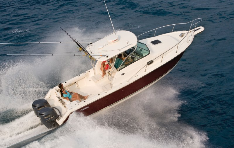 Buy Pursuit Offshore OS 285 boat