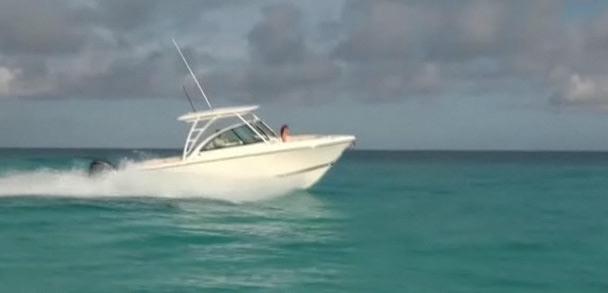 Buy Pursuit Dual Console DC 265 boat