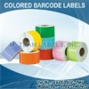 Buy Colored Satin Barcode Labels