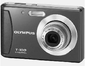 Buy Olympus T100 Digital Camera