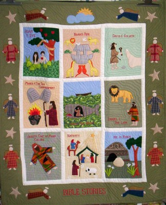 Buy Baby Blankets Bible Stories