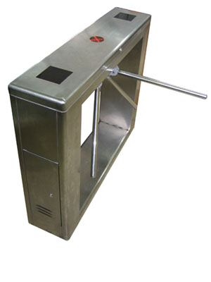 WW-7001 Electrical Tripode Turnstile (Full-Length)