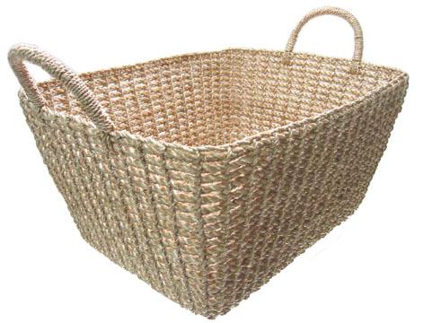 Buy Basket Decor Wicker