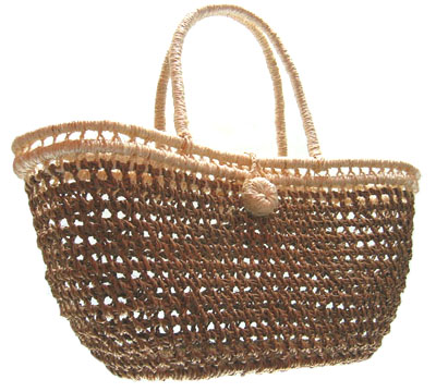 Buy Decor Wicker Bag