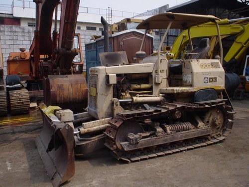 Caterpillar D3 buldozer buy in Quezon City