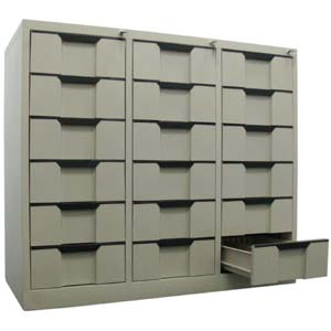 Multi-purpose Cabinet 18 Drawers for sale in Manila on English
