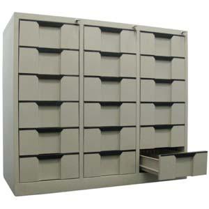 Multi Purpose Cabinet 18 Drawers ...
