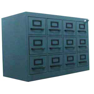 Index Card Cabinet 4