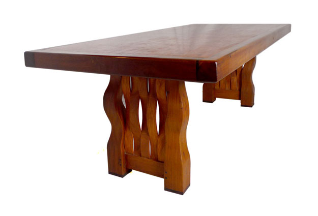 solid tindalo dining table