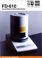 Buy FD-610 Infra-red Moisture Determination Balance