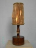 Buy Giant Bamboo / Papaya Table Lamp