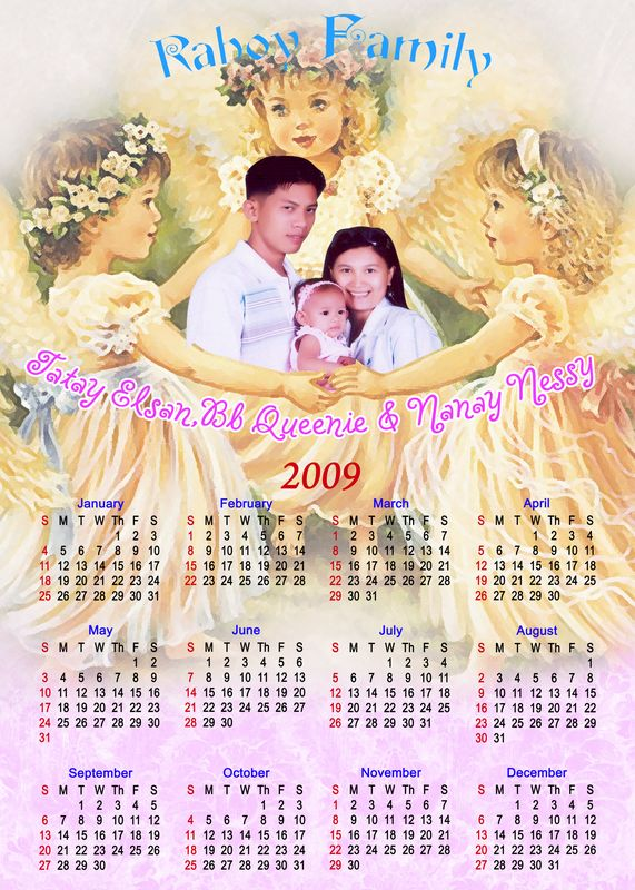 Personalize calendars