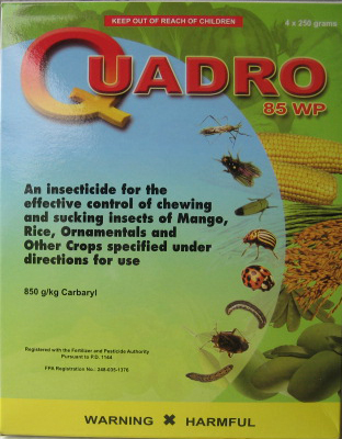 Buy Quadro 85 WP insecticide