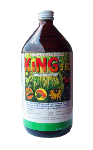 Buy King 5 EC insecticide