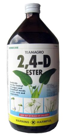 24d herbicide