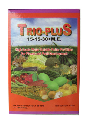 Buy Trioplus fertilizer