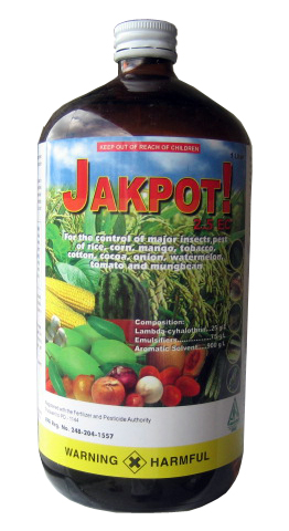 Buy Jakpot 2.5 EC Insecticide