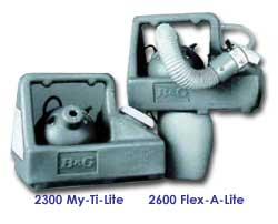 2300 My-Ti-Lite and 2600 Flex-A-Lite disinfectant