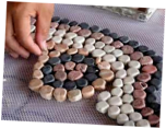 Buy Pebbles Mosaic tile