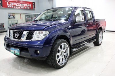 Buy Nissan Navara 4×2 AT car