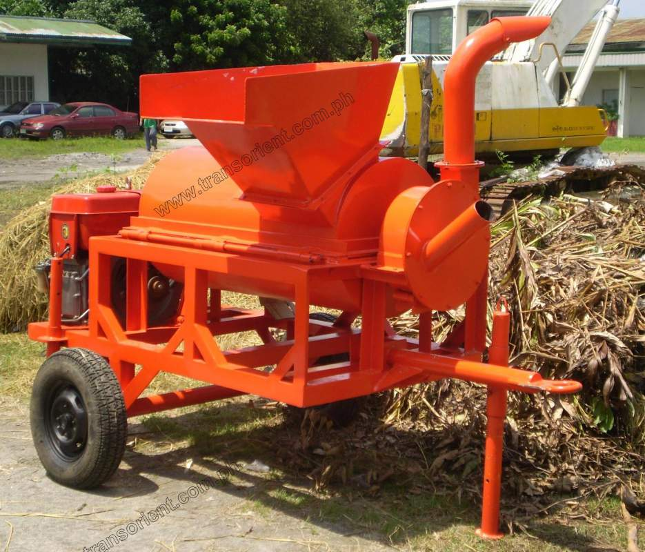 Buy Multi-Disc organic waste Shreddr & Chipper 23HP