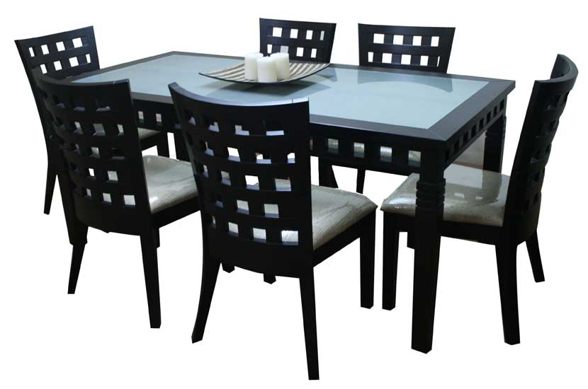 Japanese Dining Set Of 6