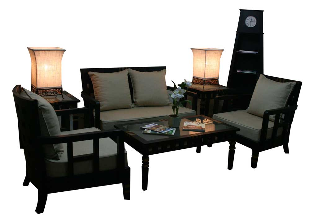 Buy Japanese Living Room Set