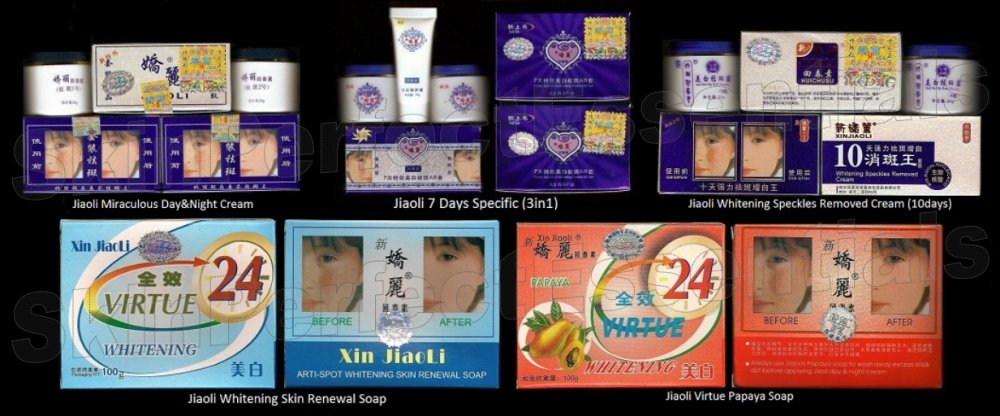 Jiaoli Products