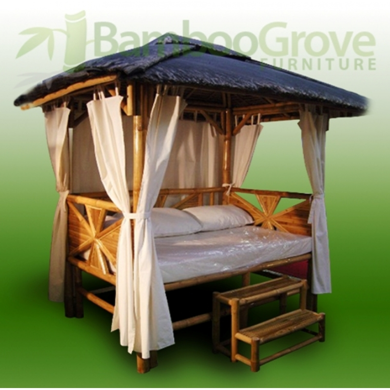 Nipa Hut Interior Gazebo Nipa Love Hut
