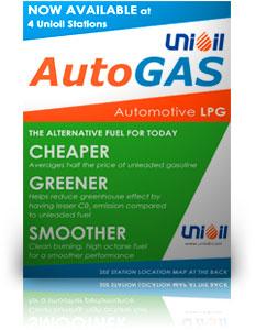 Buy AutoGAS fuel