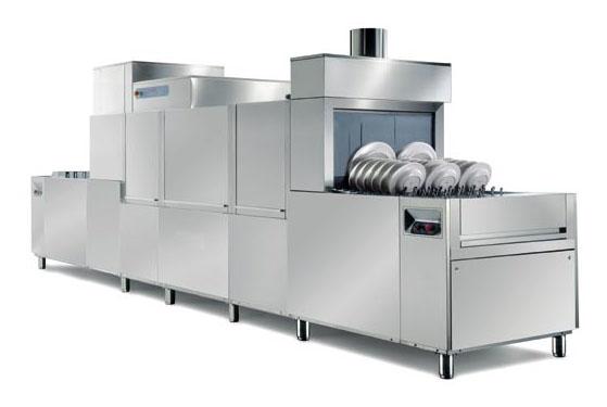 conveyor dishwashing machine