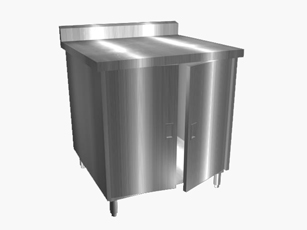 Buy Equipment for Professional Kitchens Metal Table