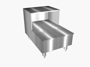 Buy Tray and Silver Stand