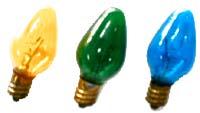 Buy C7.5 Incandescent Lamps
