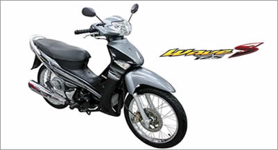 Buy Honda Wave 125 motorcycle