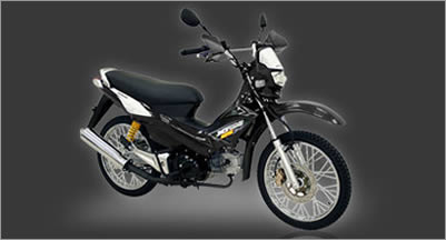 Buy Honda XRM 125 motorcycle