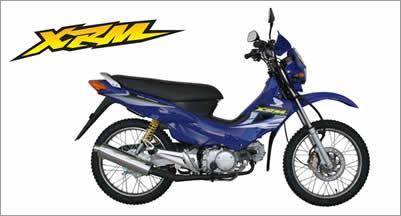 Buy Honda XRM motorcycle
