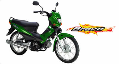 Buy Honda Bravo motorcycle